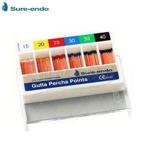 Gutapercha-SureDent-TienDental-material-odontológico-endodoncia-obturación