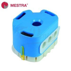 Mufla-de-vertido-para-resinas-Mestra-TienDental-materiales-laboratorio-enmuflado