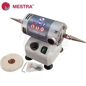 Pulidora-de-velocidad-variable-Mestra-TienDental-equipamiento-pulido-laboratorio