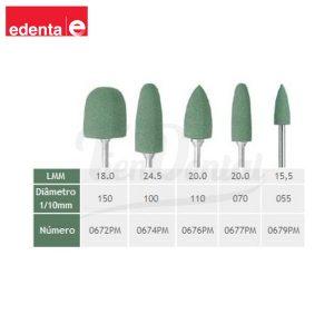 Pulidores-Exa-Technique-Verde-edenta-Tiendental-pulidores-laboratorio