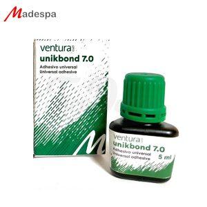 Adhesivo-ventura-unikbond-7-Madespa-TienDental-material-odontológico-restauración