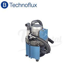 Aspiración-húmeda-con-separador-de-amalgama-Technoflux-TienDental-equipamiento-clínica-dental