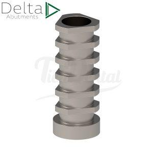 Pilar-temporal-Rotatorio-compatible-con-Nobel-Multiunit-Delta-Abutments-TienDental-Aditamentos-protésicos