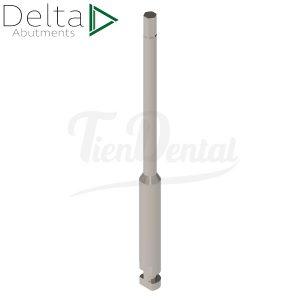 Punta-para-tornillo-cabeza-hexagonal-h125-larga-Delta-Abutments-TienDental-Aditamentos-protésicos