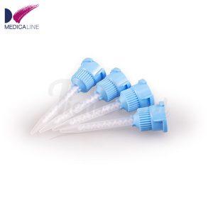 Puntas-mezcla-azules-para-bisacrílico-48uds-tipo-structur-Medicaline-TienDental-material-odontológico-depósito-dental