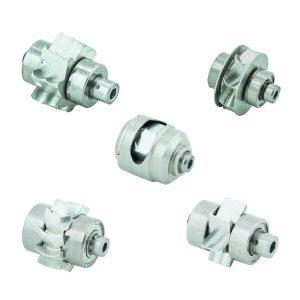 Rotores para turbinas dentales