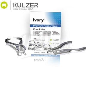 Clamps-Ivory-Kulzer-TienDental-material-odontológico-aislamiento-depósito-dental