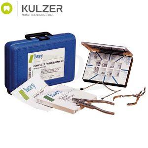 IVORY-Rubber-Damm-Kit-Completo-Kulzer-TienDental-material-odontológico-aislamiento-depósito-dental