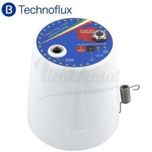 Incinerador-de-agujas-ETNA-502-con-calentador-de-carpules-Technoflux-TienDental-equipamiento-clínica-dental