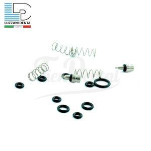 Kit-completo-reparación-jeringa-Luzzani-Minilight-TienDental-repuestos-dentales