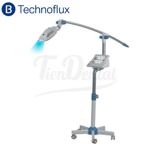 Lámpara-de-Blanqueamiento-M68-con-cámara-intraoral-Technoflux-TienDental-equipamiento-clínica-dental