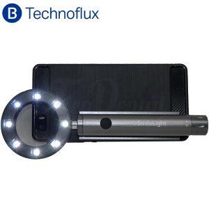 Lámpara-luz-LED-para-toma-de-color-Technoflux-TienDental-equipamiento-clínica-blanqueamiento