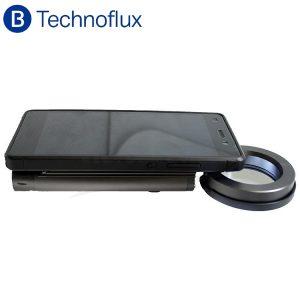 Lámpara-luz-LED-para-toma-de-color-Technoflux-TienDental-equipamiento-clínica-blanqueamiento-dental