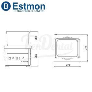 Pulidora-Magnética-Estmon-MT-300A-con-regulador-y-extractor-medidas-TienDental-equipamiento-joyería