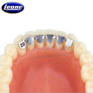 Retenedores-Canino-Canino-Inferior-Leone-TienDental-material-ortodoncia-depósito-dental