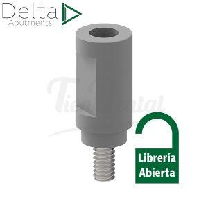 Scanbody-Compatible-Delta-Abutments-TienDental-Aditamentos-protésicos-Librería-Abierta