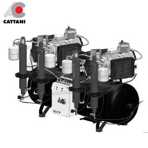 Compresor-Cattani-AC-1200-Para-21-equipos-TienDental-equipamiento-clínica-dental