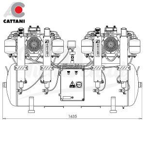 Compresor-Cattani-AC-1200-Para-21-equipos-TienDental-equipamiento-clínica-dental-Compresores-medidas