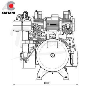 Compresor-Cattani-AC-1800-Para-30-equipos-TienDental-equipamiento-clínica-compresores
