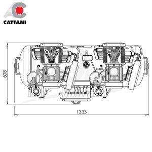 Compresor-Cattani-AC-600-Para-10-equipos-TienDental-equipamiento-clínica-Compresores