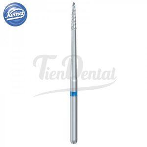 Fresa-Turbina-Odontosección-H254LE-314-012-Komet-5-uds-TienDental-material-odontológico-fresas-de-cirugía