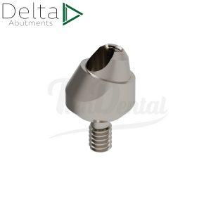 Pilar-Multiunit-Angulado-Zimmer-Green-Delta-abutments-TienDental-material-odontológico-aditamentos-protésicos