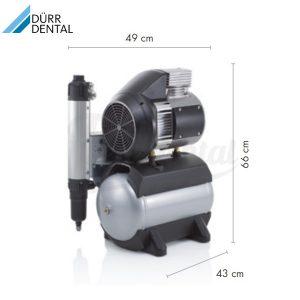 Compresor-Tornado-T1-Durr-Medidas-TienDental-equipamiento-clínica-dental-compresores-dentales