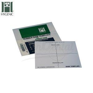 Guía-de-perforaciones-para-Dique-de-goma-Hygenic-TienDental-material-odontológico