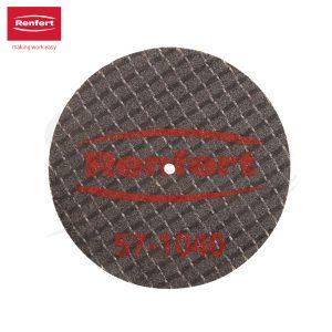 Disco-de-Carborundum-40x1mm-Renfert-1ud-TienDental-material-laboratorio-protésico